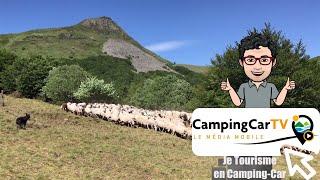 JT en Camping-Car N°58 - Du volcan à Murat-le-Quaire