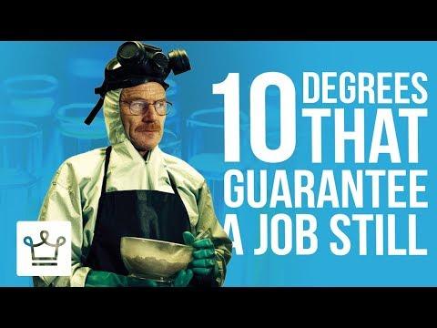 Top 10 Degrees That Still GUARANTEE A Job
