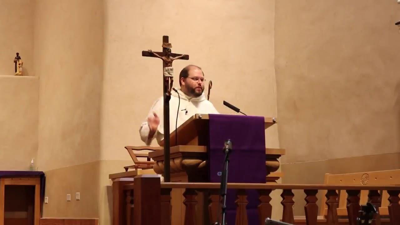 Come to Christ - Fr. Graham Golden, O. Praem.