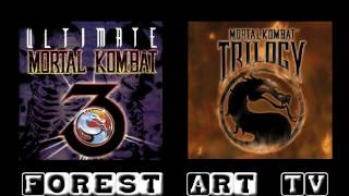Обзор игр Ultimate Mortal Kombat 3 и MK Trilogy