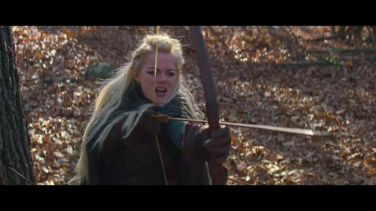 Download Maniac 1x07 - Annie (Emma Stone) as Elf Ranger