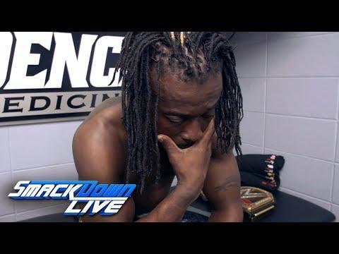 Kofi Kingston accepts Dolph Ziggler's Super ShowDown challenge: SmackDown Exclusive, May 21, 2019