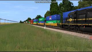 [Trainz 12] Railfanning Along the CN Lake Subdivision!