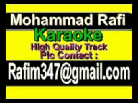 Salamat Rahe Dostana Hamara Karaoke Dostana 1980 Rafi