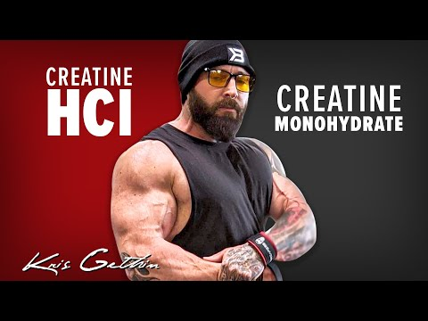 CREATINE HCl OR CREATINE MONOHYDRATE?
