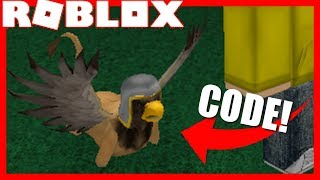 GRIFFIN PET CODE | Epic Minigames | ROBLOX