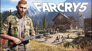 Far Cry 5 Gameplay Deutsch #37 - Kein Yeti weit und breit