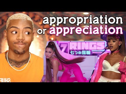 Is Ariana Grande Stealing Black Culture? Culture Appropriation Or Appreciation? | Tarek Ali