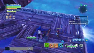 Fortnite getting siege breaker