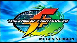 The King of Fighters XII - MUGEN VERSION.