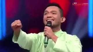 Bruneian singer Fakhrul Razi 39 s 2016 Bollywood video
