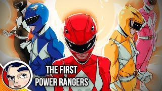 The First Power Rangers (Shattered Grid Prep) - Complete Story