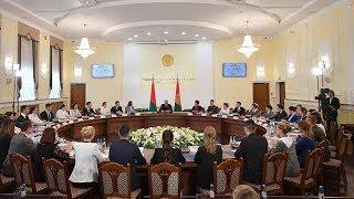 Александр Лукашенко встретился со студентами