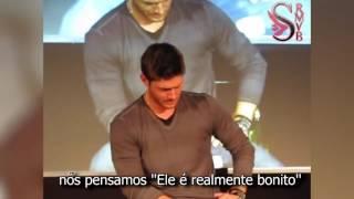 Jensen Ackles se emociona...MATERIAL DE OSCAR/OSCAR MATERIAL