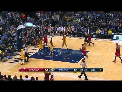 Chicago Bulls vs Indiana Pacers | December 29, 2014 | NBA 2014-15 Season