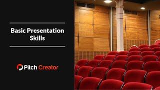 Chapter 3 Preview - Basic Presentation Skills