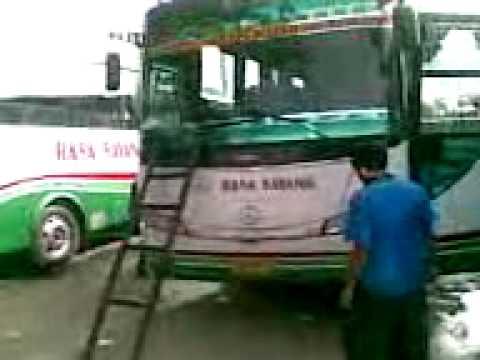 Pool Bus Rasa Sayang Jakarta Surabaya Mataram Bima