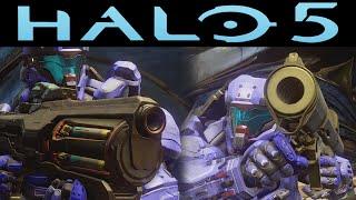"Halo 5 News - New Forge Map ""Pegasus"", Hydra MLRS, Rocket Launcher"