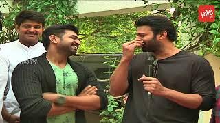 Prabhas Funny Speech At Crime 23 Movie Trailer launch | Saaho Movie Updates | YOYO TV Channel