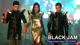 Трио Black Jam Make Up The Hardkiss Cover Киев ТРЦ Ocean Plaza 08 10 2016