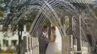 Сентябрьская свадьба Натальи и Алексея