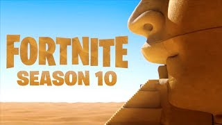 *NEW* FORTNITE SEASON 10 THEME! (Season 10 Battle Pass Theme)