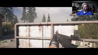 Far Cry 5 mój pierwszy gameplay