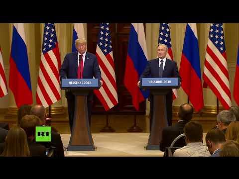 Boom! Die Welt schaut zu! Putin über Clinton und Geheimdienste und Trump nickt dazu!