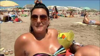 Seaux, pelles et râteaux : le business des jeux de plage | Reportage
