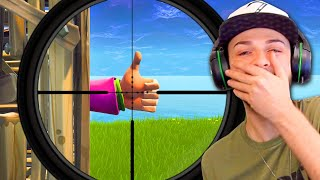 World's UNLUCKIEST Fortnite player...