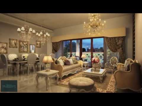 Prestige Leela Residences - Luxury Homes in Bangalore