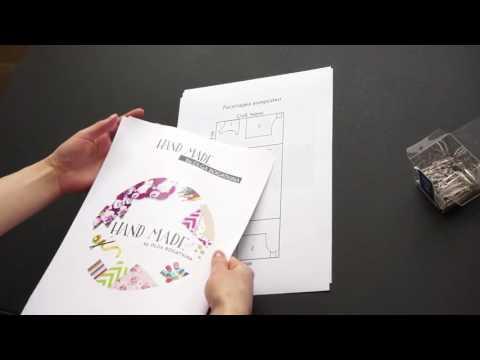 Детский румпер   Инструкция видео 1