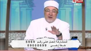 بالفيديو.. 'الجندي': 'على المسلم أن يتعود على الخشونة لأن النعمة لا تدوم'