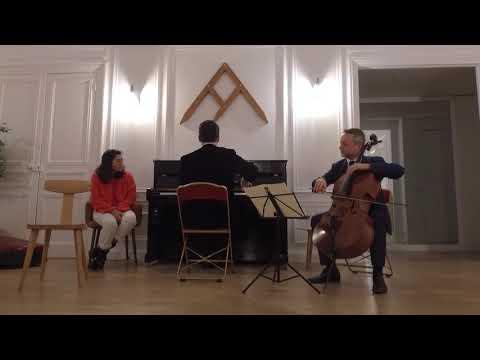 Mahler/Meïmoun - Adagietto par Marc Coppey et François Meïmoun (transcription de F. Meïmoun)