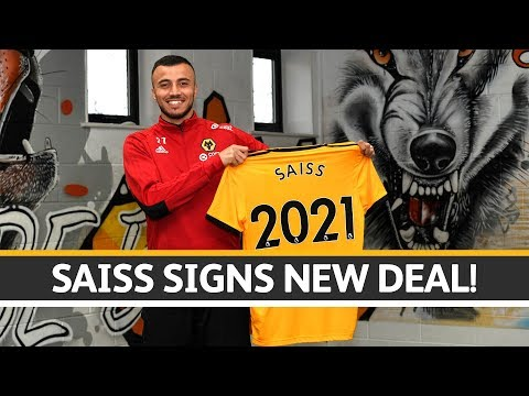 SAISS SIGNS UNTIL 2021! Saiss talks his new deal and role within the squad