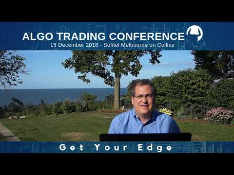 Algo Trading Conference 2018 - Kevin Davey
