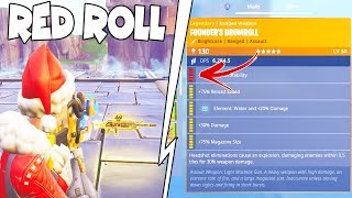 Dumb Scammer perd MYTHIC Founders Drum Roll! (Scammer Obtient Scammed) Fortnite sauver le monde