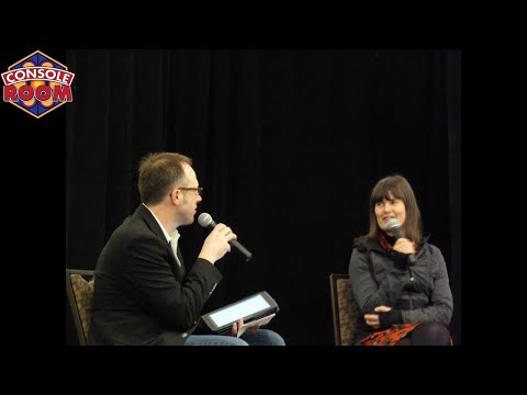 Sophie Aldred ed by Bill Evenson