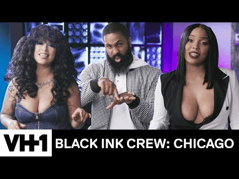 Play &39;Where Is the Lie?&39; w Black Ink Crew: Chicago  VH1