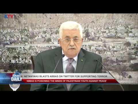 Netanyahu Attacks Abbas on Twitter