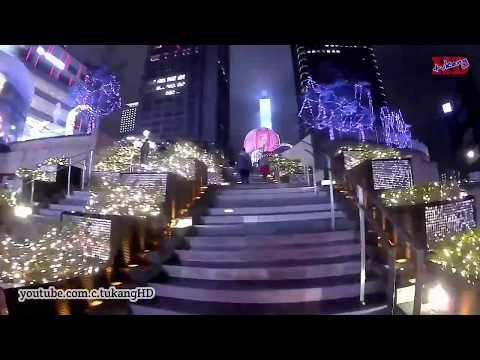 Christmas Lamp Taipei City Hall | Taipei City Hall Bus Station
