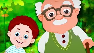 I love you grandpa | Nursery Rhymes and Songs For Kids