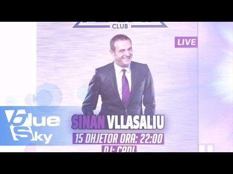 Avatar Club 15 Dhjetor 2016 ora 22 . 00 Sinan Vllasaliu 100 % Live