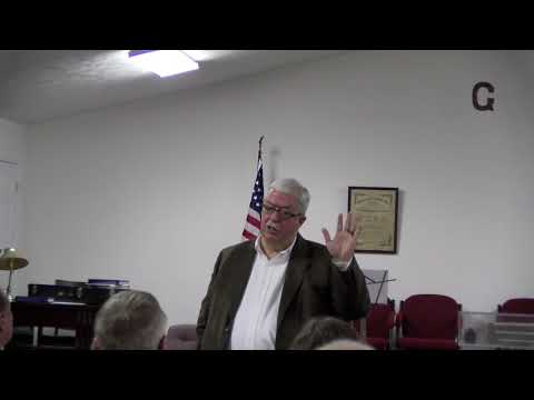 CHIPPING AWAY AT THE FOUNDATION OF TRUST - VIC PORTER - 03-11-18