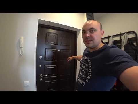 Входная дверь МДФ. Какие двери устанавливают себе дверники.