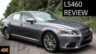 2013 Lexus LS460 Review | Best Used Luxury Car Under $30k?