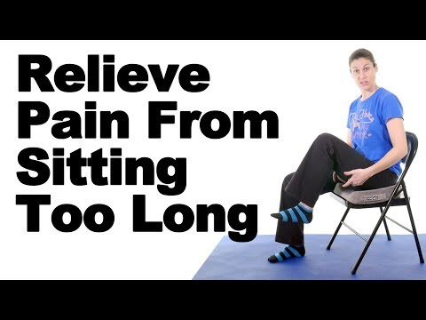Pain from Sitting Too Long? These 5 Tips Can Help - Ask Doctor Jo
