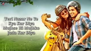 Thoda Thoda Pyaar Lyrics | Sidharth Malhotra,Neha Sharma | Stebin Ben,Nilesh Ahuja,Kumaar