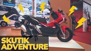 Download Video Honda ADV 150 Indonesia, Keren Parah | GIIAS 2019 MP3 3GP MP4