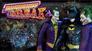 Out of Bounds Discoveries | Batman: Arkham Knight - Boundary Break